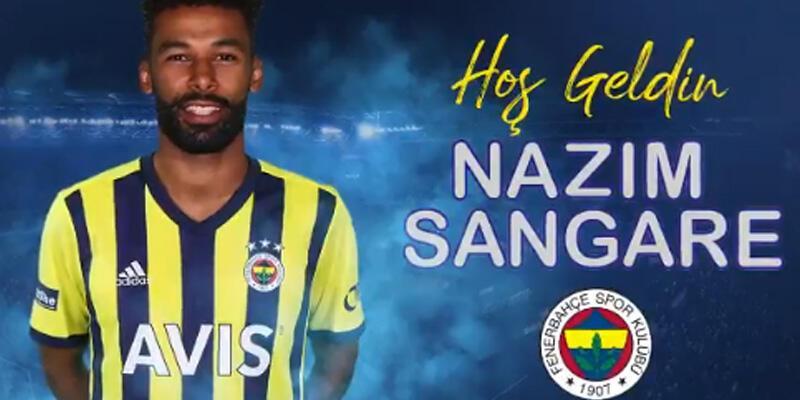Son dakika... Nazım Sangare resmen Fenerbahçe'de!