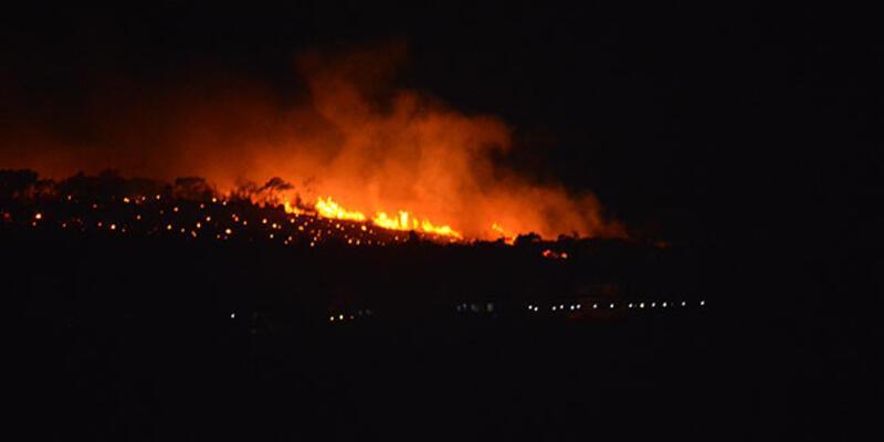 Son dakika haberi... Balıkesir'de korkutan yangın