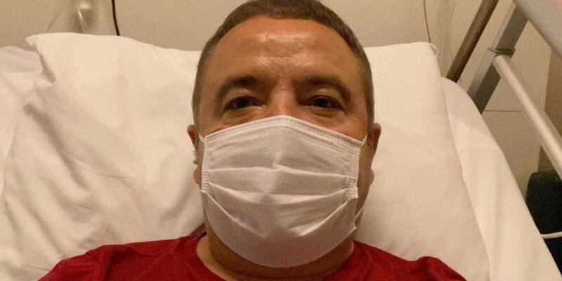 Koronavirüs tedavisi gören Muhittin Böcek'in klinik seyrinde düzelme