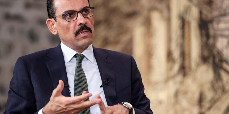 Son dakika... Sözcü Kalın, Serrac'ın istifa kararını değerlendirdi: Libya ile anlaşmalar etkilenmez