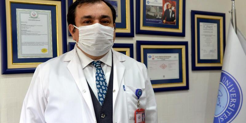 Son dakika... Bilim Kurulu Üyesi Ahmet Demircan, koronavirüse yakalandı