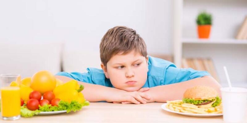 Çocuklardaki obezitenin nedenleri