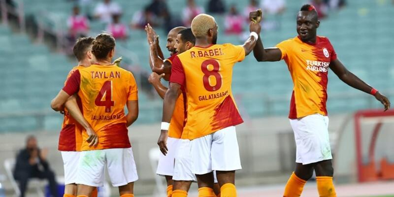 Galatasaray-Hajduk Split maçı D-Smart'ta
