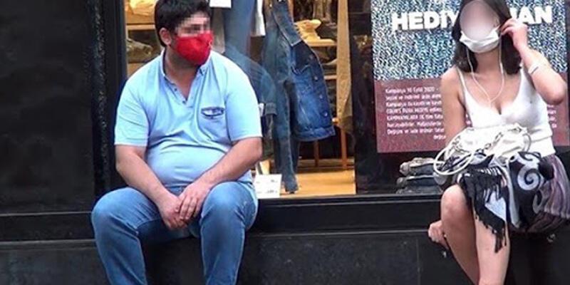 Taksim'de suçüstü yakalanmıştı! Gözaltına alınan kişi tutuklandı