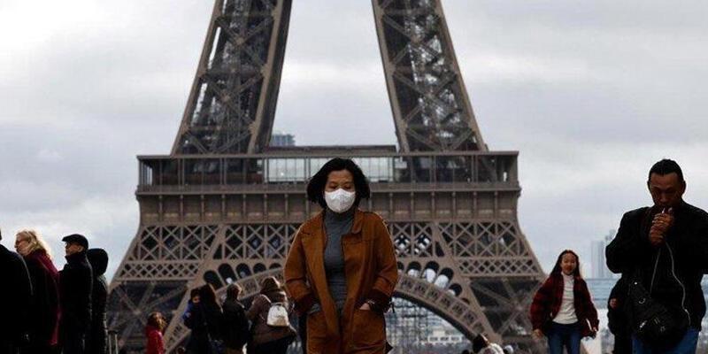 Fransa'da son 24 saatte 5 bin 298 yeni koronavirüs vakası