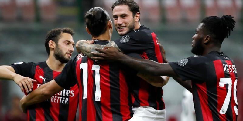 Milan Serie A'ya galibiyetle başladı