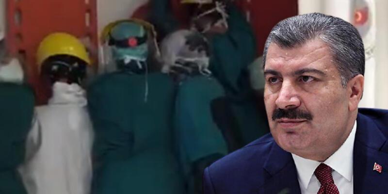 Son dakika... Sağlık Bakanı Koca: Hepimiz açısından güçlü uyarı değeri taşımaktadır
