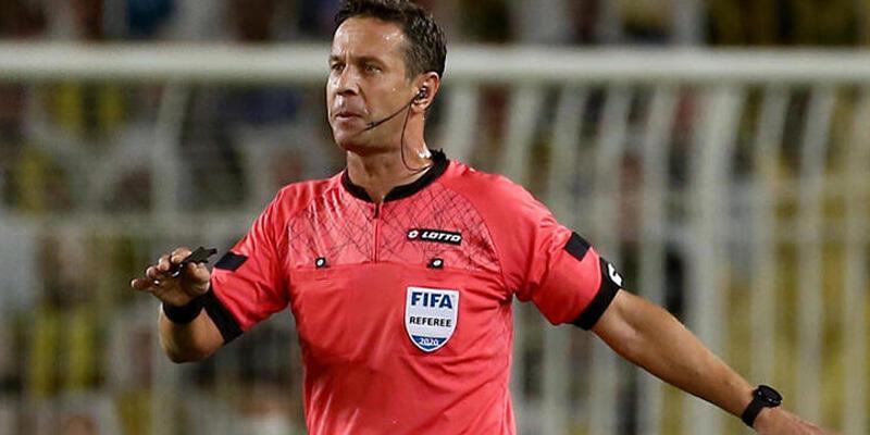 Son dakika... UEFA'dan Halis Özkahya ve Ali Palabıyık'a görev
