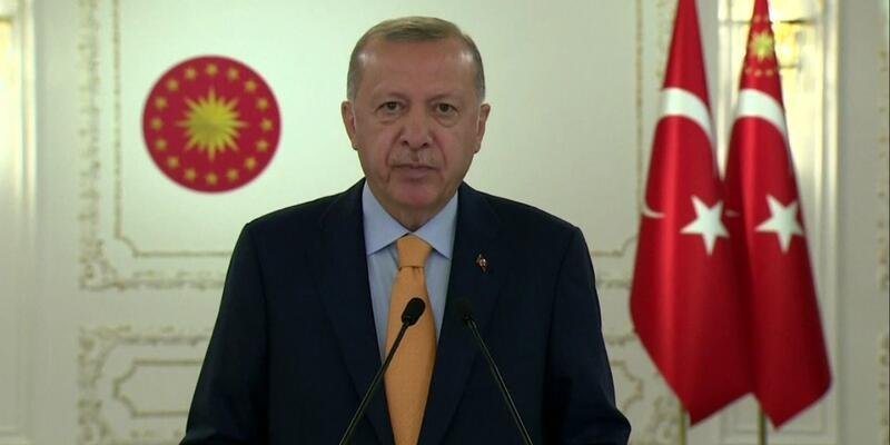 Son dakika... Cumhurbaşkanı Erdoğan, BM'ye seslendi: Doğu Akdeniz konferansı çağrısı