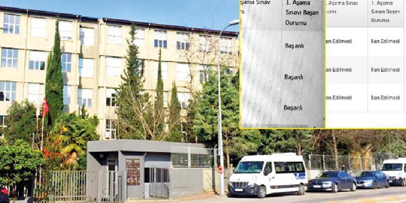 Marmara Üniversitesi'nde skandal: Aileler şikayet etti