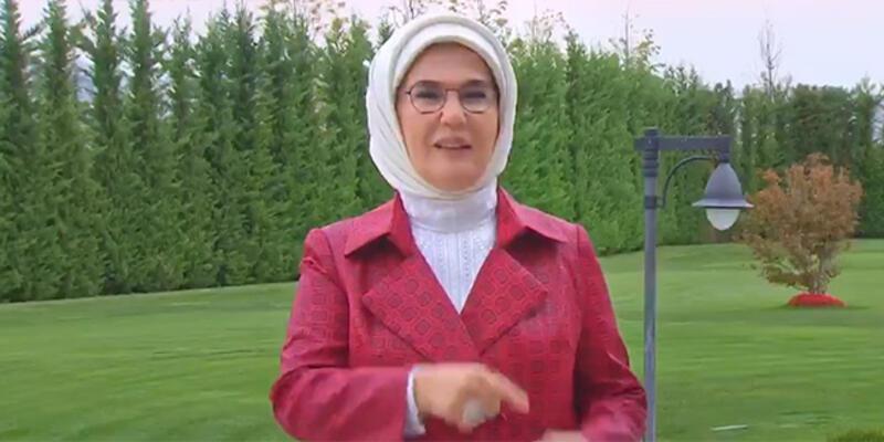Emine Erdoğan'dan Dünya İşaret Dili Günü paylaşımı