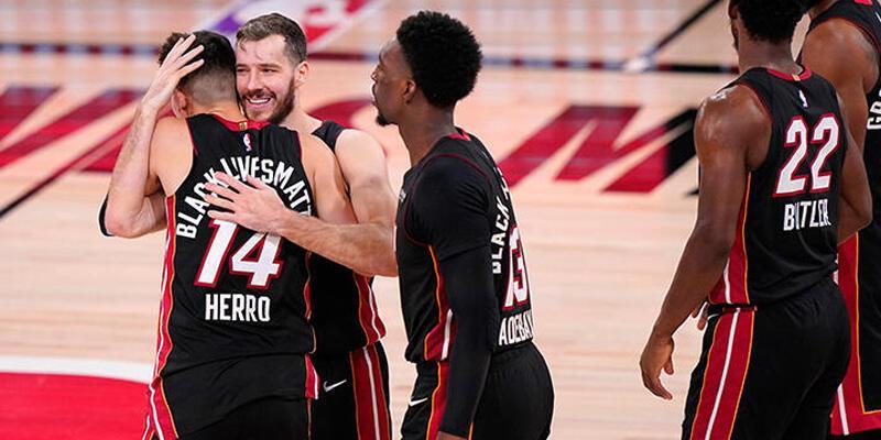 Miami Heat konferans finallerinde seriyi 3-1 yaptı