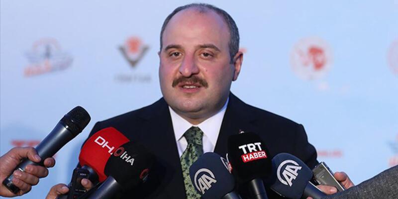 Sanayi ve Teknoloji Bakanı Varank'tan TEKNOFEST açıklaması