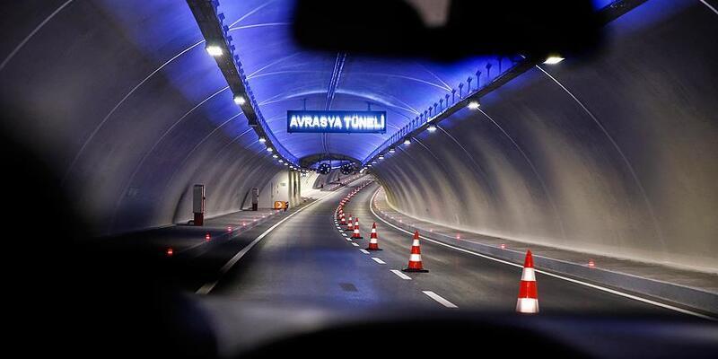 Son dakika haberleri.. Avrasya Tüneli'ne trafik sıkışıklığını yüzde 90 azaltabilen sistem kuruldu