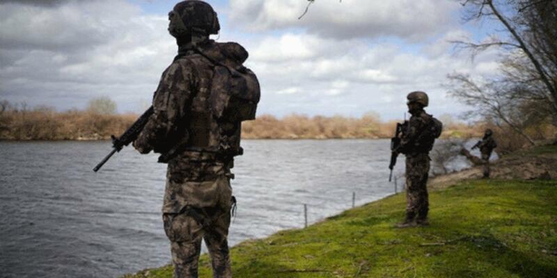 Son dakika... Örgütten kaçarak Yunanistan'a gitmeye çalışan PKK'lı terörist yakalandı