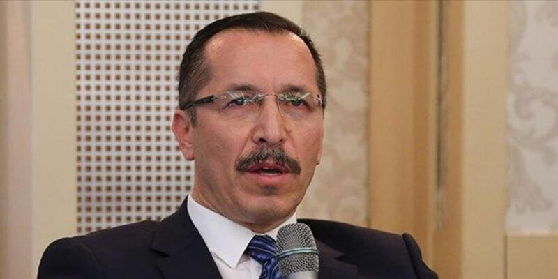 SON DAKİKA... Pamukkale Üniversitesi Rektörü Prof. Dr. Hüseyin Bağ'ın görevine son verildi