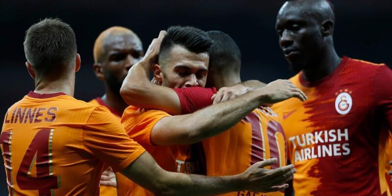 Galatasaray 2-0 Hajduk Split MAÇ ÖZETİ