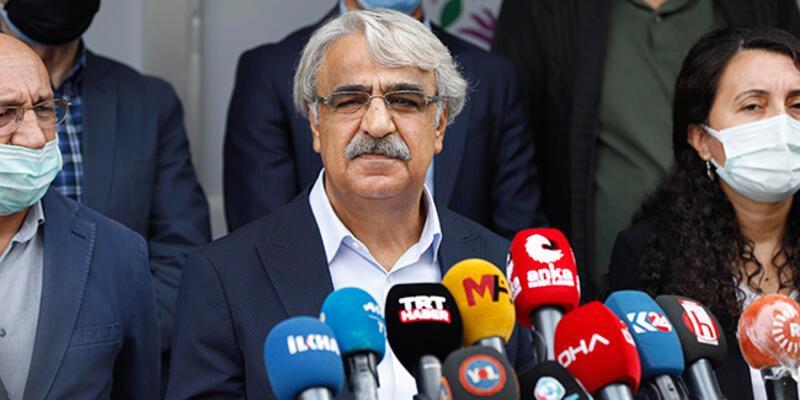 Son dakika... HDP Eş Genel Başkanı Mithat Sancar'dan operasyon açıklaması