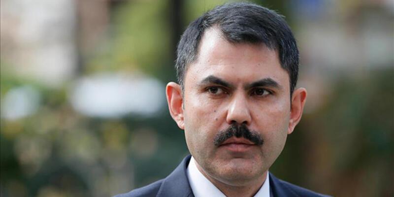 """Son dakika... Bakan Kurum'dan """"İstanbul depremi"""" açıklaması"""