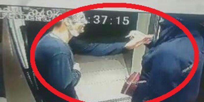 Asansördeki taciz şüphelisi gözaltına alındı