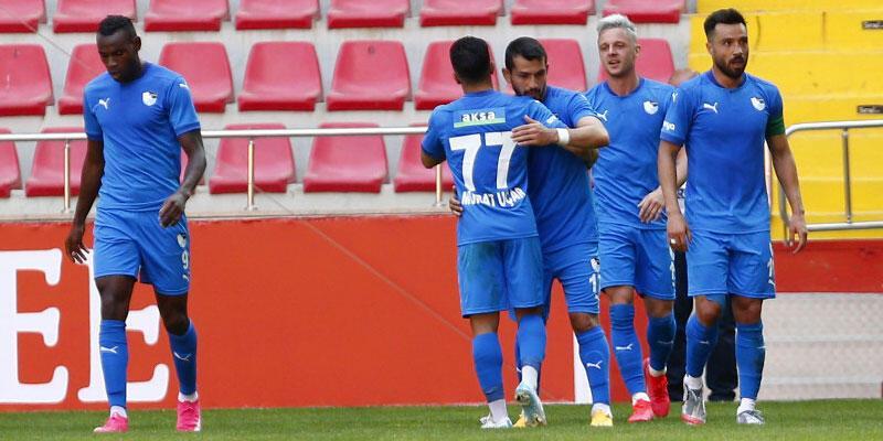 Kayserispor - BB Erzurumspor: 1-3