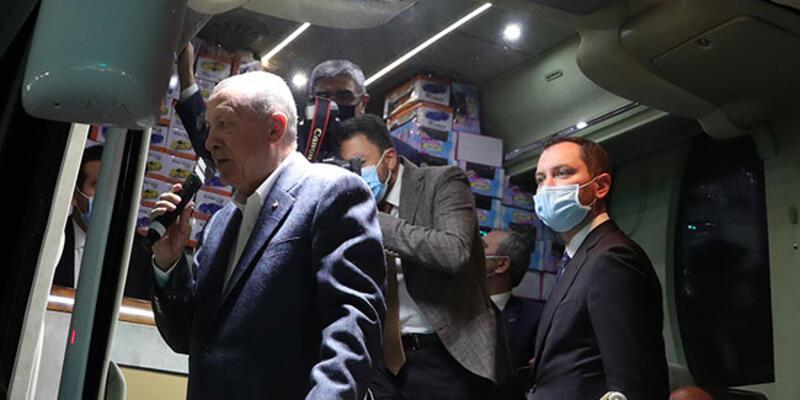 Cumhurbaşkanı Erdoğan: Çok daha güçlü bir şekilde yürüyeceğiz