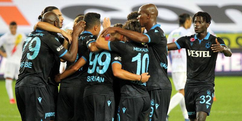 Trabzonspor - Yeni Malatyaspor: 3-1