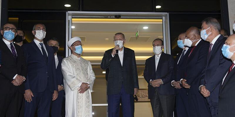 Gaziantep Hacı Ahmet Ziylan Eğitim Merkezi Müdürlüğü açıldı