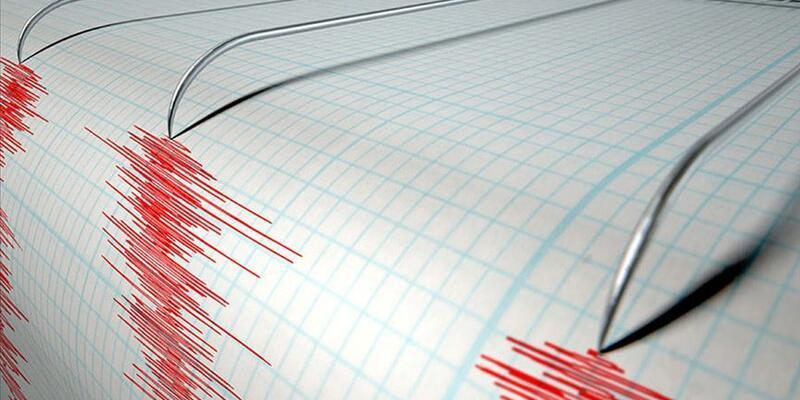 Son dakika haberi... Ege Denizi'nde 5.3 büyüklüğünde deprem