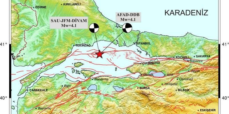 """Son dakika... İstanbul için korkutan uyarı! """"Marmara Denizi'ndeki deprem Silivri depreminin artçısı olabilir"""""""