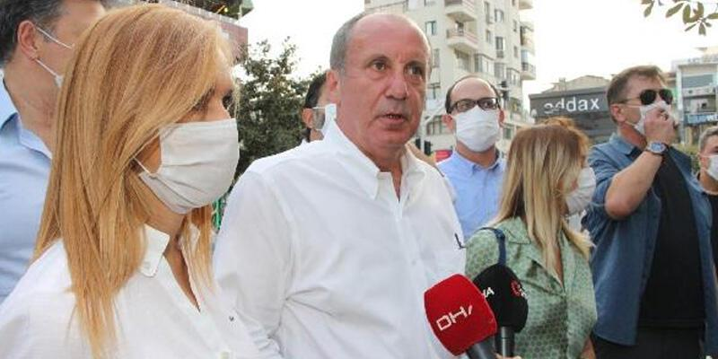 Muharrem İnce'den Azerbaycan'a destek