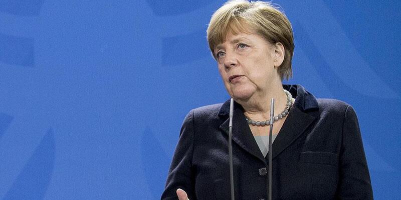 Son dakika... Merkel, Azerbaycan Cumhurbaşkanı Aliyev ile görüştü