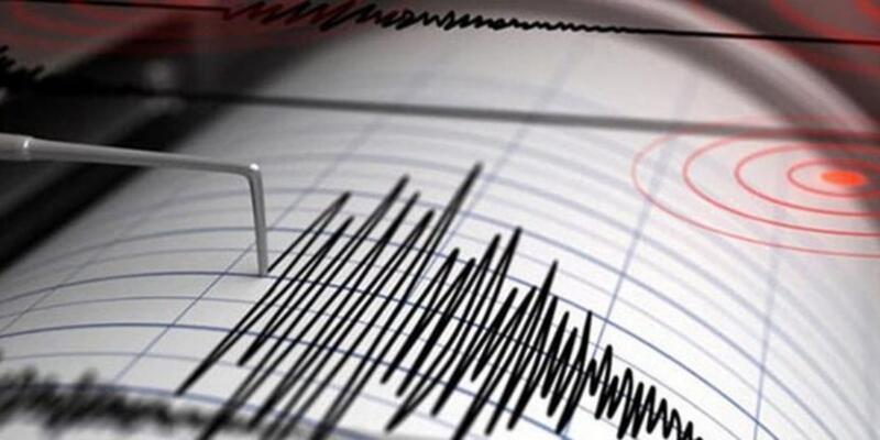 Son dakika... Ege Denizi'nde 3,7 büyüklüğünde deprem