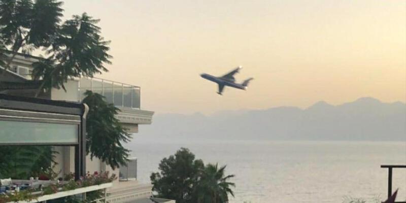 Son dakika... Rus pilot, Antalya kuleyi yanlış anlamış