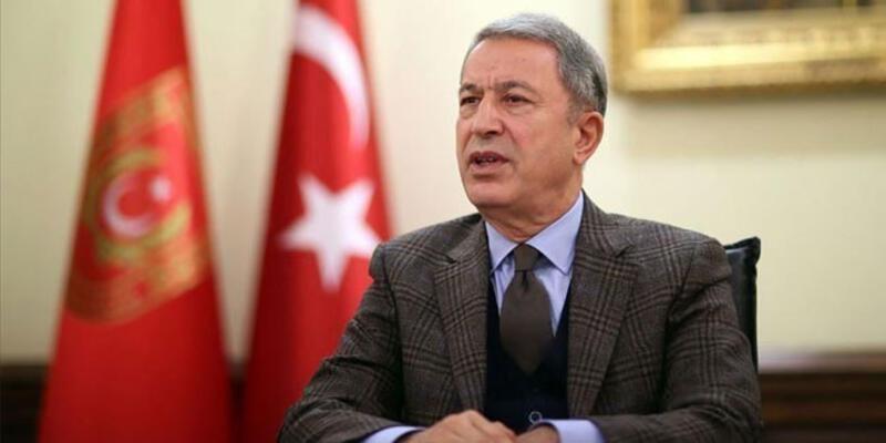 Son dakika haberi...  Bakan Akar'dan net mesaj: Türkiye, Azerbaycan'ı desteklemeye devam edecek