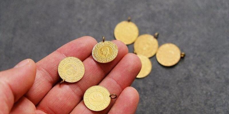 Altın fiyat grafiği! Son dakika: Çeyrek altın ne kadar oldu? 1 Ekim 2020 gram altın cumhuriyet altın fiyatları!