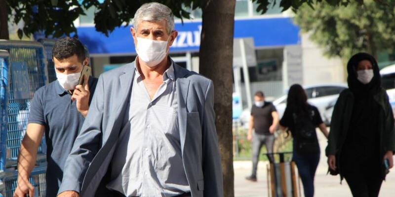 Son dakika.. Elazığ'da maske kullanımı yüzde 100'e ulaştı