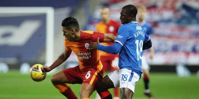 Galatasaray Avrupa'ya veda etti