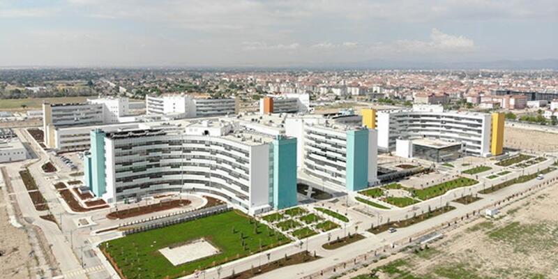 Konya Şehir Hastanesi, bugün açılıyor