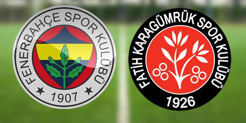 Karagümrük liderliği koruyabilecek mi? Fenerbahçe Karagümrük maçı saat kaçta, ne zaman?