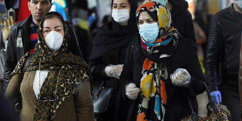 İran'da koronavirüs kısıtlamaları geri geliyor!