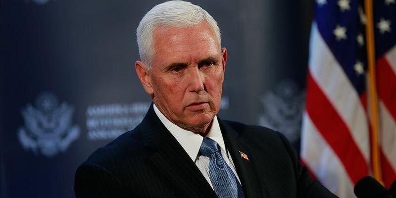Son dakika... ABD Başkan Yardımcısı Pence'in koronavirüs testinin sonucu belli oldu