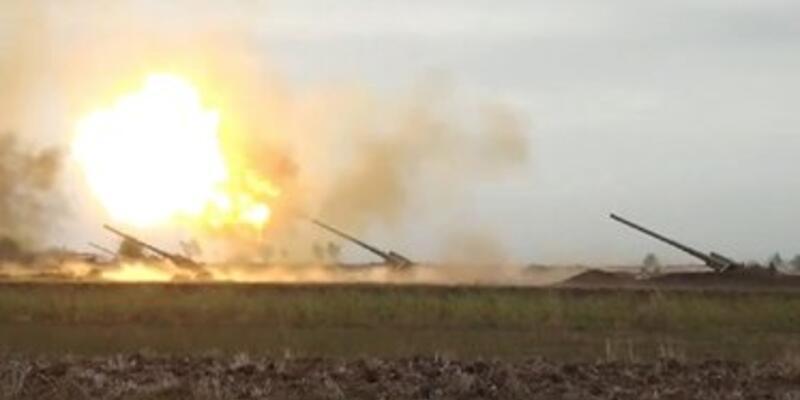 Son dakika... Sıcak gelişme: Azerbaycan yoğun bombardıman başlattı