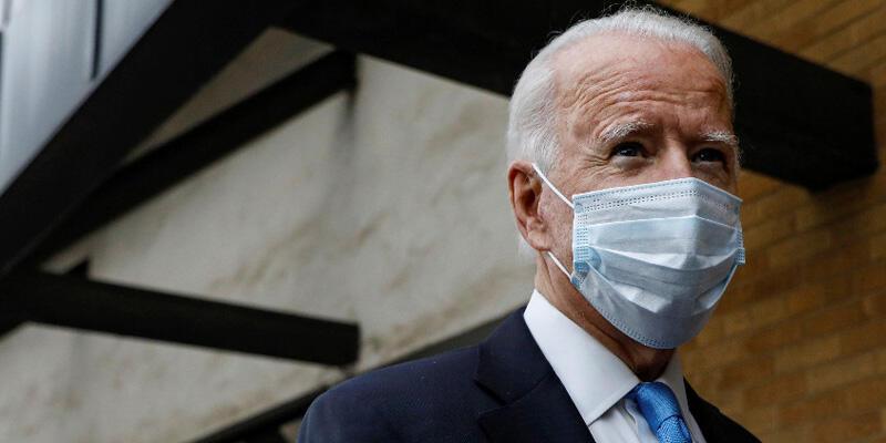 """ABD'de Demokrat başkan adayı Biden ve eşinin Kovid-19 testi """"negatif"""" çıktı"""