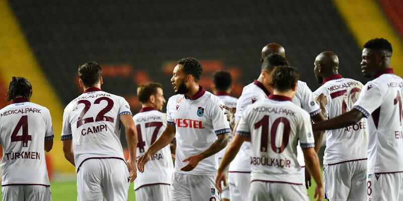 Trabzonspor 90+3'te üzüldü