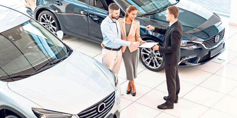 Otomotiv satışları %115.8 arttı