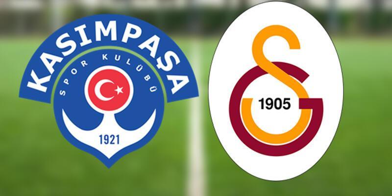 Kasımpaşa Galatasaray maçı ne zaman? Süper Lig Kasımpaşa GS maçı saat kaçta?