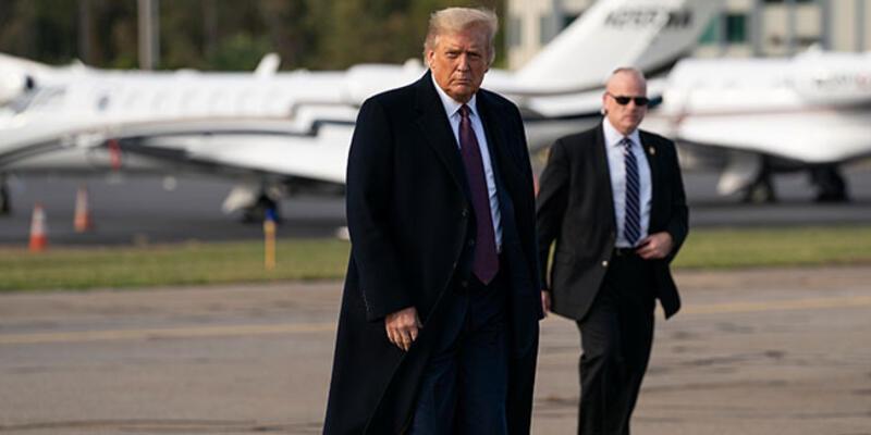 Trump'tan tweet: Gayet iyi hissediyorum