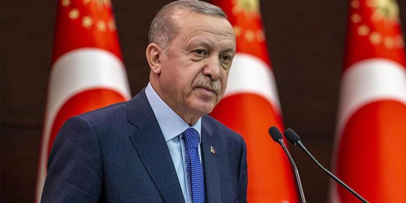 """Cumhurbaşkanı Erdoğan'dan """"Selahaddin-i Eyyubi"""" mesajı"""