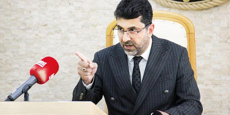 "ADÜ Rektörü Prof. Dr. Osman Selçuk Aldemir: ""Alçakça bir iftira zinciri"""